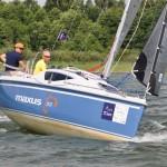 паруса мастерской Bryt Sails