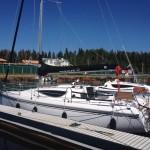 польская яхта