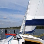 Яхта Максус 24